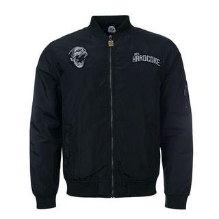 Bomber chaqueta Deadly Scream 100% Hardcore