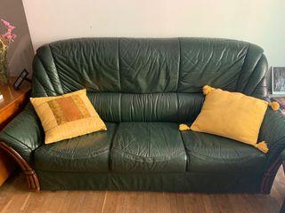Sillón 3 plazas + 2 sofas