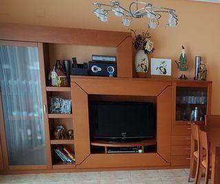 vendo mueble nuevo madera natural