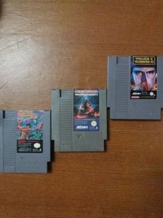 Wizards warriors nes