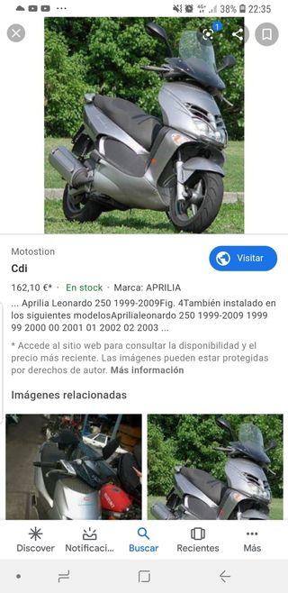 aprilia Leonardo 250cc