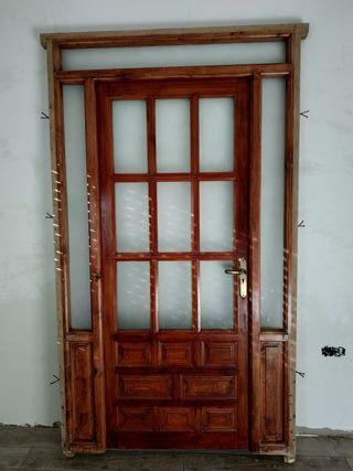 puerta paso interior