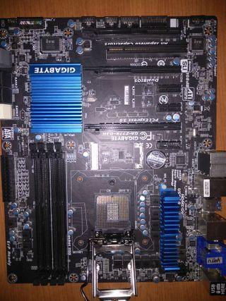 PLACA BASE GIGABYTE GA-Z77X-D3H (LGA1155 socket)