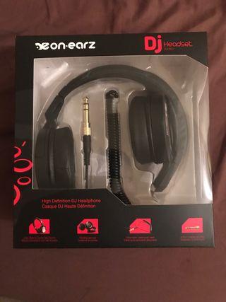 OnEarz DJ Headset