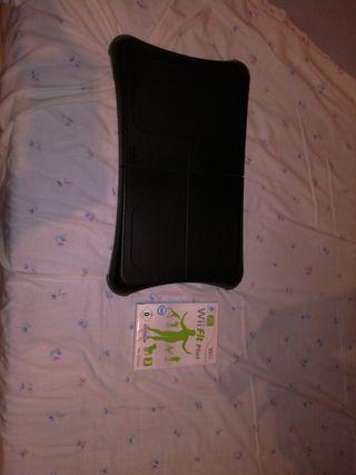 Wii fit plus + tabla
