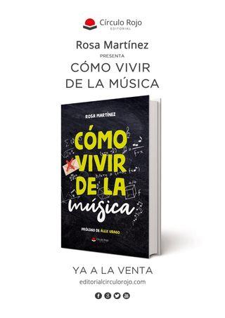 como vivir de la música libro
