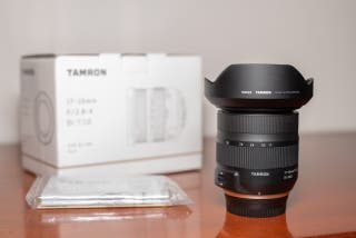 Objetivo NUEVO Tamron Nikon 17-35 f2.8-4