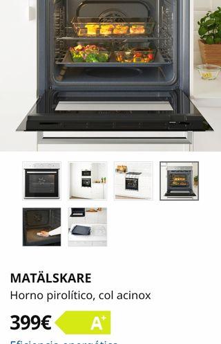 horno pirolitico IKEA matalskare