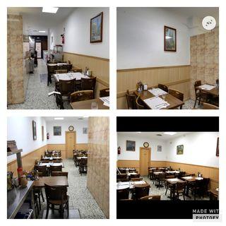 Restaurante traspaso por jubilación