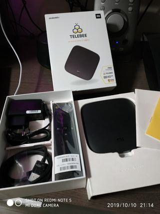 Xiaomi mi box 3 tv