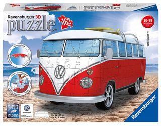 Puzzle 3d autocaravana