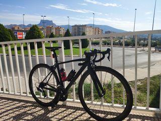 Bicicleta Berria Falcón Carbon ultegra