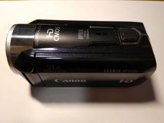 Video Cámara CANON LEGRIA HF R306. TÁCTIL.