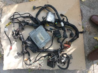 cableado motor peugeot,306 hdi 90 cv.motor RHY.