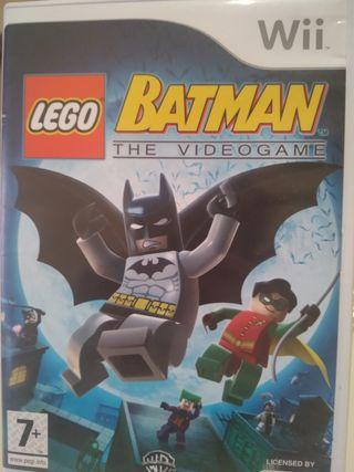 Juego Nintendo Wii Lego Batman