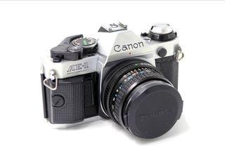 Cámara analógica Canon AE-1 PROGRAM