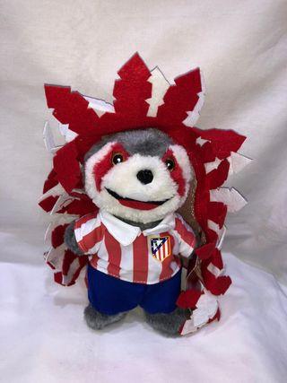 Peluche Indi del Atlético