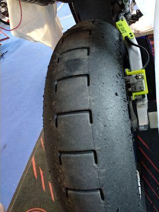 neumáticos Michelin supermoto