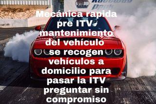 Mecánica Rapida, pre ITV, etc..