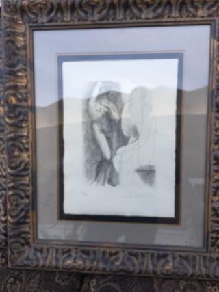 2 cuadros de Pablo Picasso