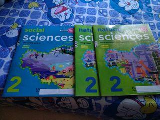 libros segundo primaria