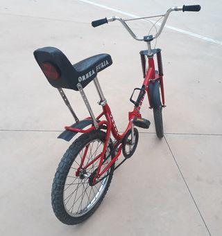bicicleta del pasado!!!