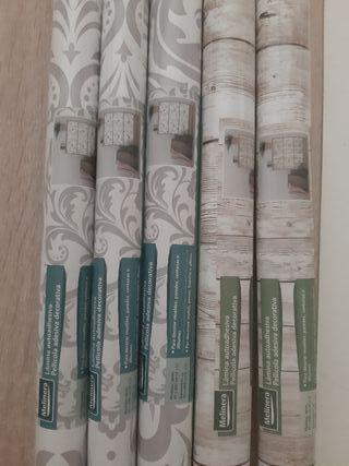papel pintado de decoración