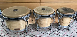 LP® GENERATION III TRIPLE BONGOS