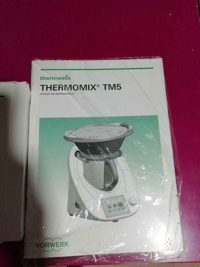 thermomix Tm5+edición verano