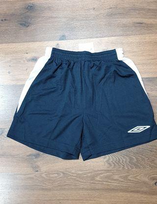 nuevo etiquetas umbro pantalón corto deporte