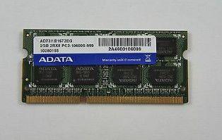 MEMORIA ADATA 2gb ddr3 SDRAM