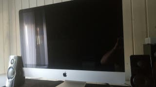 "IMAC I7. 27"" 2010 impecable."