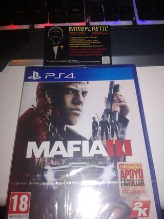 Mafia 3 Ps4 (PRECINTADO)