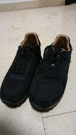 Zapatillas azul marino de VALENTINO