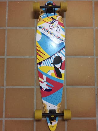 Longboard skate Pintail Chill