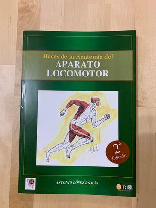 Libro: bases de la anatomía del aparato locomotor