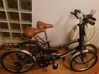 bicicleta plegable 2 nueva