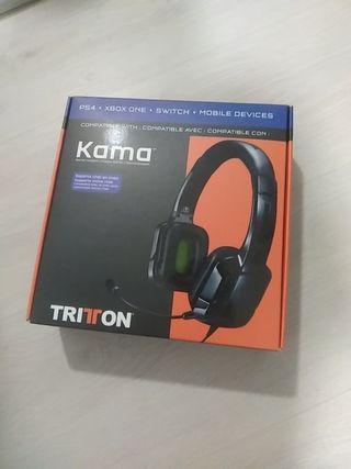 Tritton Kama - Auriculares estéreo, Totalmen Nuevo
