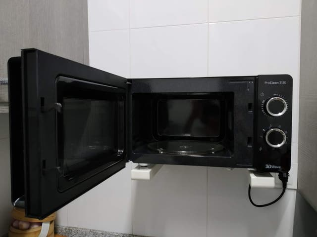 Microondas Cecotec Negro