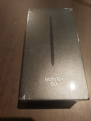 Samsung Galaxy note 10 plus 5g exclusivo 512gb