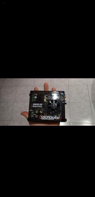 soundigital SD 250.2D nano