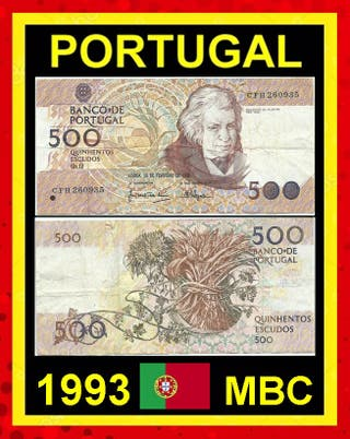 Billete de Portugal