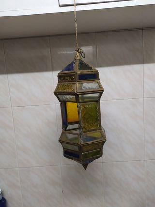 Lámpara Farol Techo