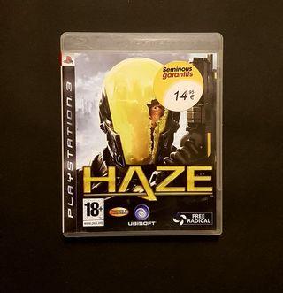 Videojuego HAZE PS3