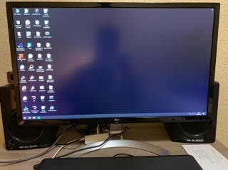 Monitor LG 27'' 4K 27UD59