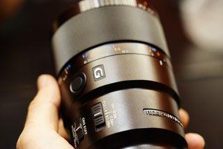 Sony 90mm 2.8 Macro G OSS NUEVO