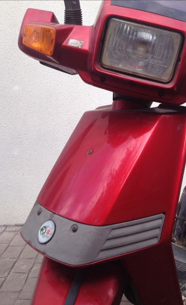 Puch Suzuki Lido 75 - DESPIECE