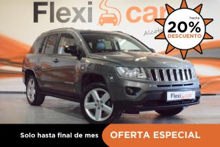Jeep Compass 2.2 CRD Limited 4x4 163 CV
