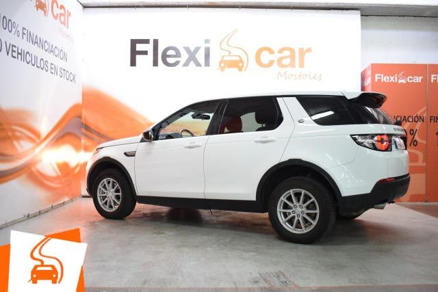 Land-Rover Discovery Sport TD4 4WD SE