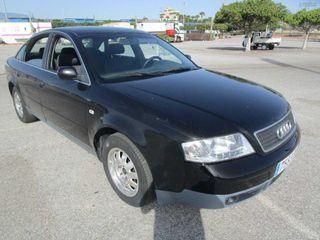 Audi A6 1.8 TURBO UN SEDÁN DE LUJO,